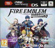 Fire Emblem Warriors Box Art